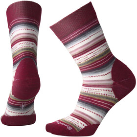Smartwool Margarita Socks Women Tibetan Red Heather